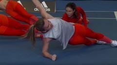 Antrenament special pentru Simona Halep, înainte de Australian Open