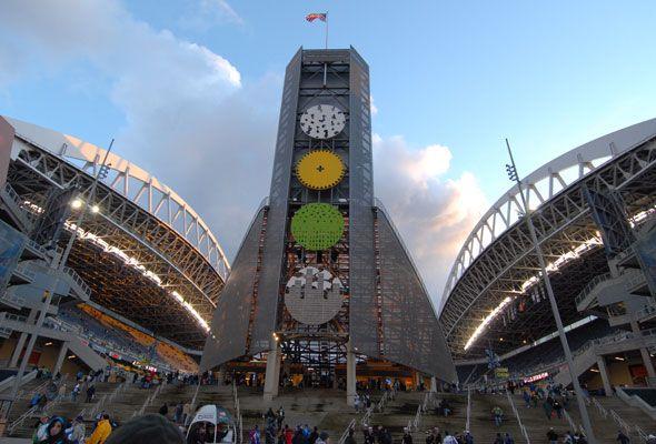 CenturyLink Field - Seattle Seahawks