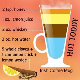 6 Ways to Make the Perfect Hot Toddy Drink