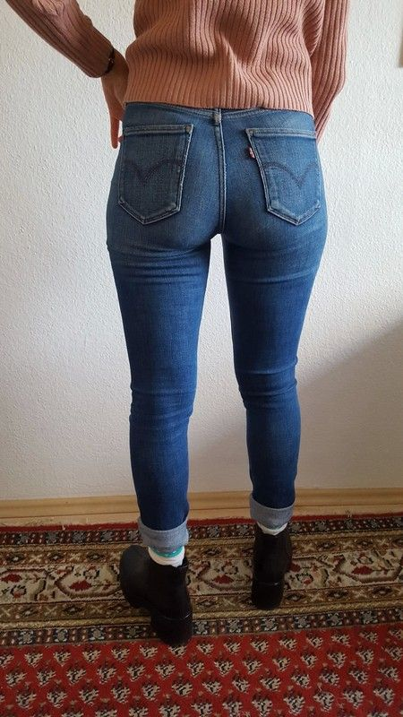 bed557beab59b3 Levi's Jeans in 2019   Jeans ass   Jeans, Levis jeans, Sexy jeans