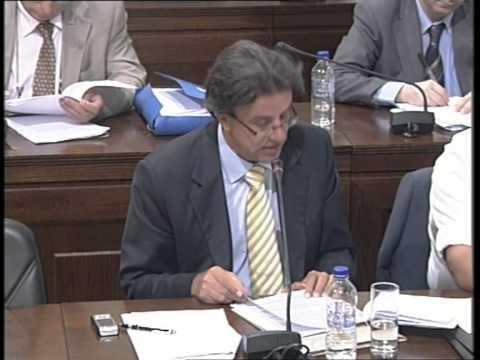 """Επιτροπή Παραγωγής και Εμπορίου της Βουλής. Τοποθέτηση του Συνηγόρου του Καταναλωτή κ. Ευάγγελου Ζερβέα για το σχέδιο νόμου του Υπουργείου Εμπορικής Ναυτιλίας και Νησιωτικής Πολιτικής """"Δικαιώματα, υποχρεώσεις επιβατών και μεταφορέων στις επιβατικές τακτικέ θαλάσσιες μεταφορές"""""""