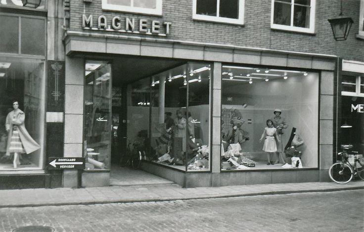 Klokstraat Goes (jaartal: 1960 tot 1970) - Foto's SERC