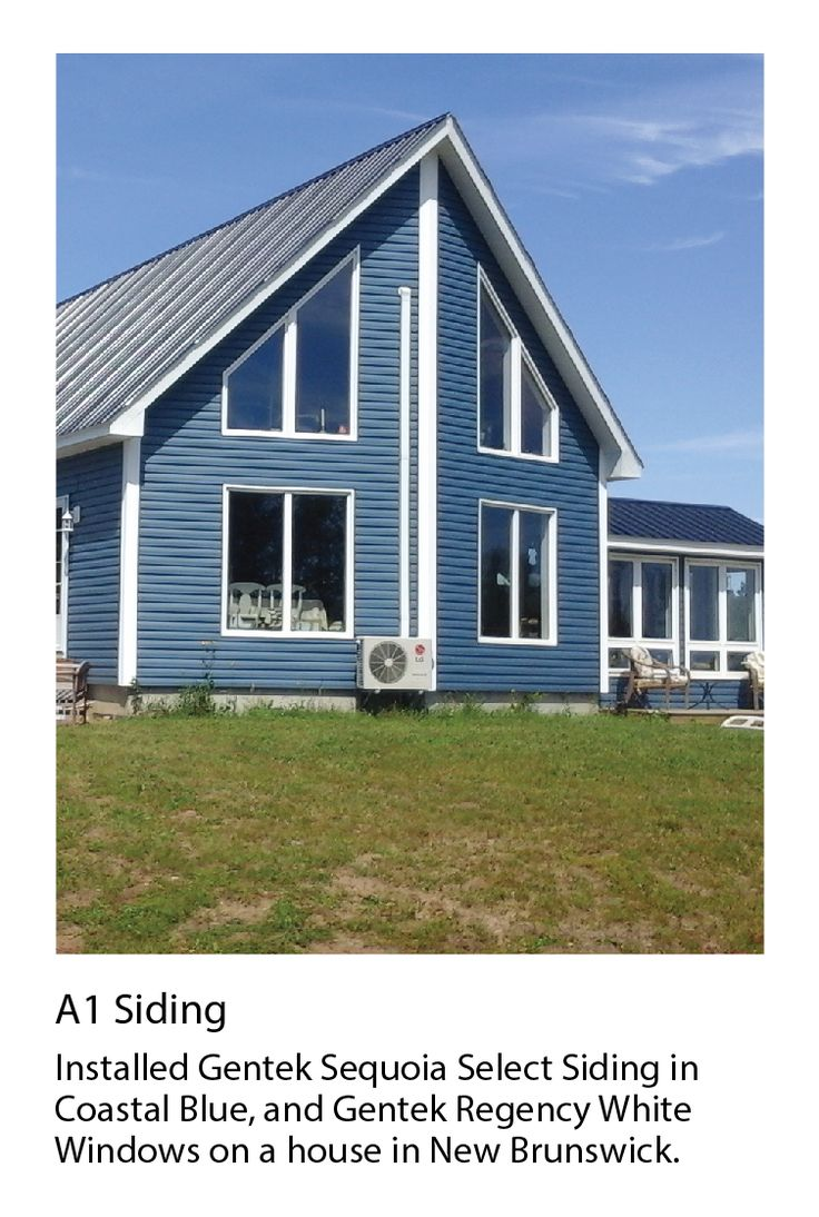 The 25 best blue vinyl siding ideas on pinterest vinyl for Vinyl siding house plans
