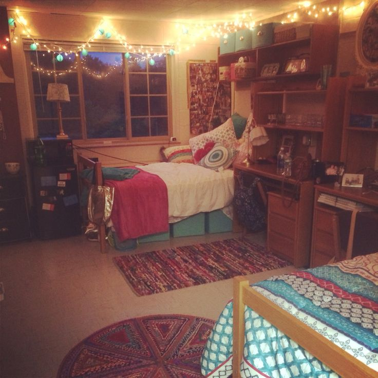 Example Photos From Ohio University Dorm Rooms