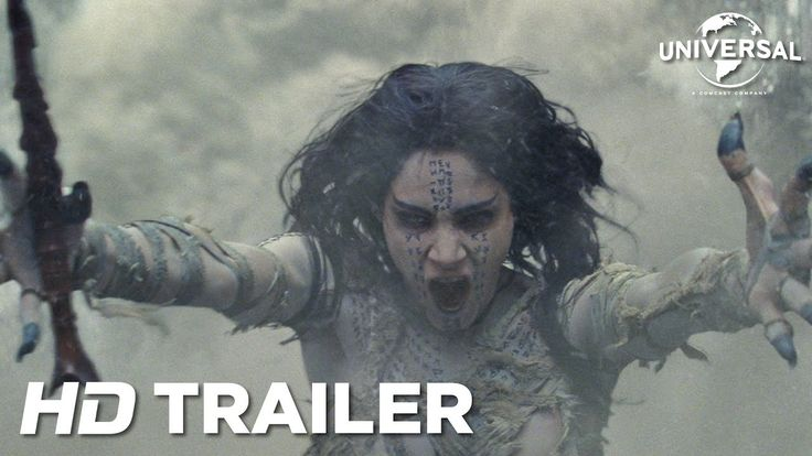 A Múmia - Trailer Oficial 2 (Universal Pictures) HD