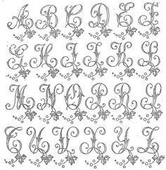 printable icing lettters template - Google Search