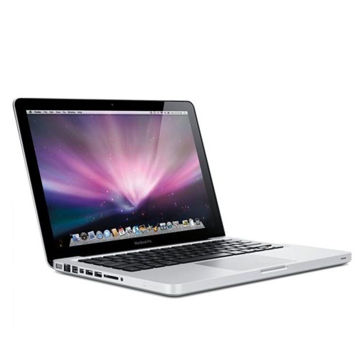 Apple MacBook Pro Core i5-3210M Dual-Core 2.5GHz 4GB 500GB DVD±RW 13.3 w/Norwegian Bokmal Keyboard (Mid 2012) - B