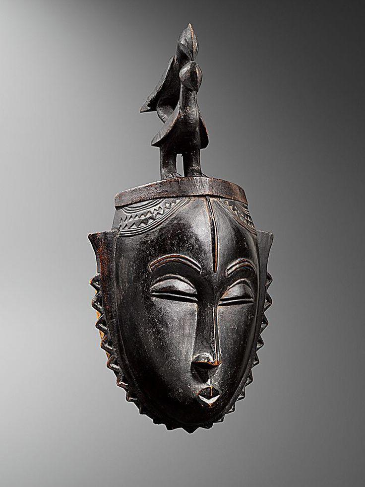 Ритуальная маска, Кот-д'Ивуар