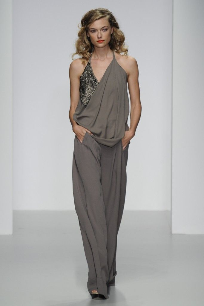 Maria Grachvogel RTW Spring 2014 - Slideshow - Runway, Fashion Week, Reviews and Slideshows - WWD.com