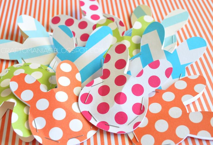 {{Easter Table Treat Favors}} - Craft-O-Maniac