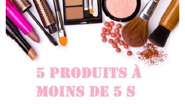 5 produits maquillage à moins de 5 $ que tu dois absolument avoir dans ta trousse! | NIGHTLIFE.CA