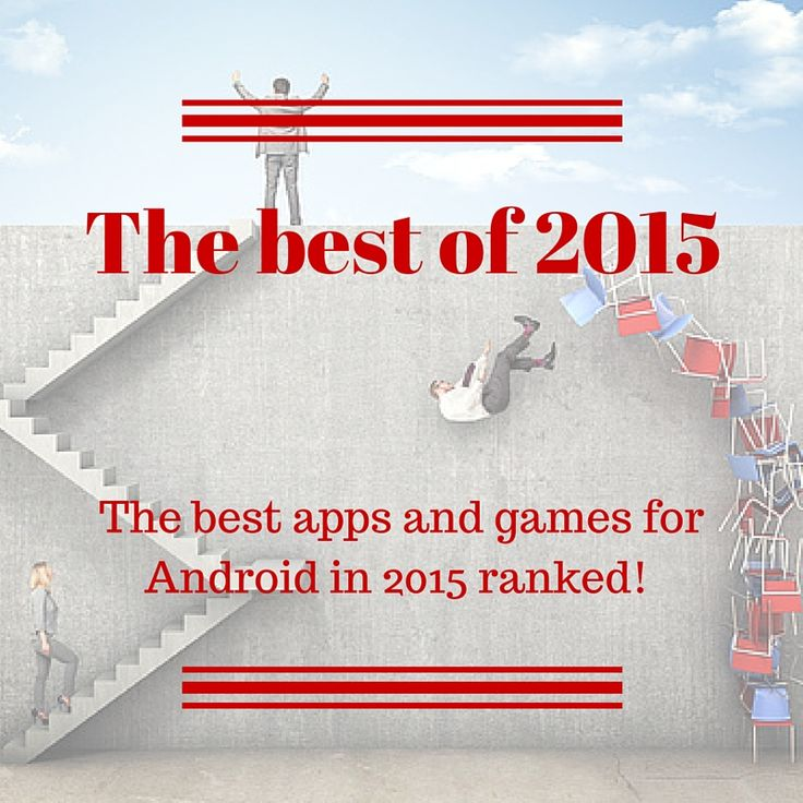 Do you know who won in 2015? #CRMforMobile #MobileMarketingAutomation #ranking #rank #bestof #android #app