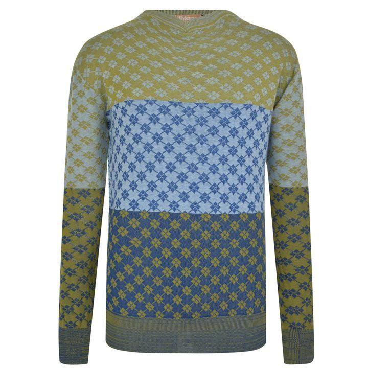 Vivienne Westwood Diamond Knit Sweatshirt