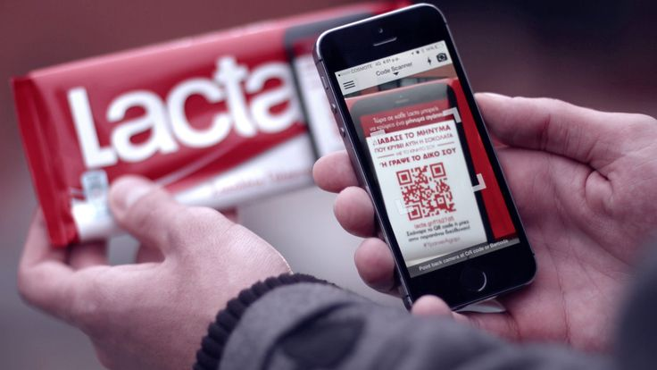 Mobile App Helps People Place Love Notes On Lacta Chocolate Bar Wrappers - http://mklnd.com/1be2AMU