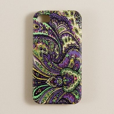 j crew iphone 5 cover | ... crew printed case for iphone