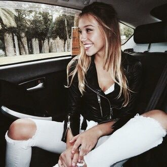 alexis ren, model, and smile image