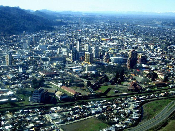 Temuco, Araucanía Region, Chile.