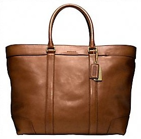 LOVE this weekender by Coach