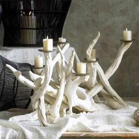 52 Cool Driftwood Décor Ideas