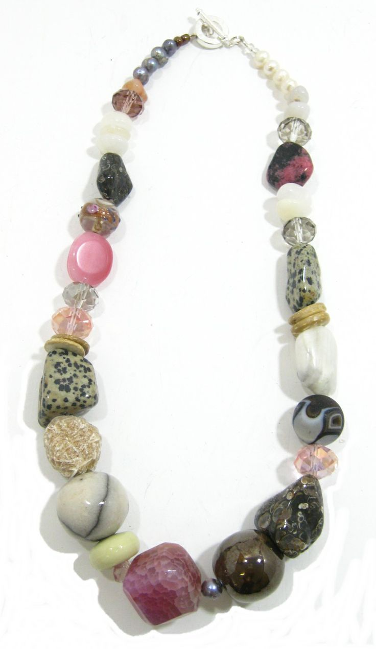 Leopard Stone and Agate