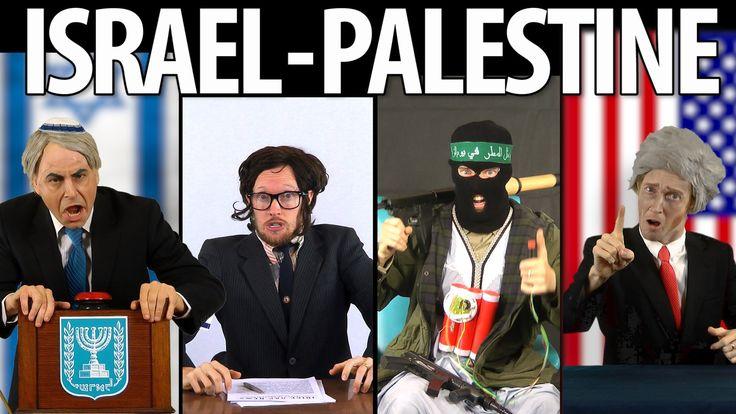 Découvrez le brillant sketch pro-palestinien que vous ne verrez pas à la télévision française
