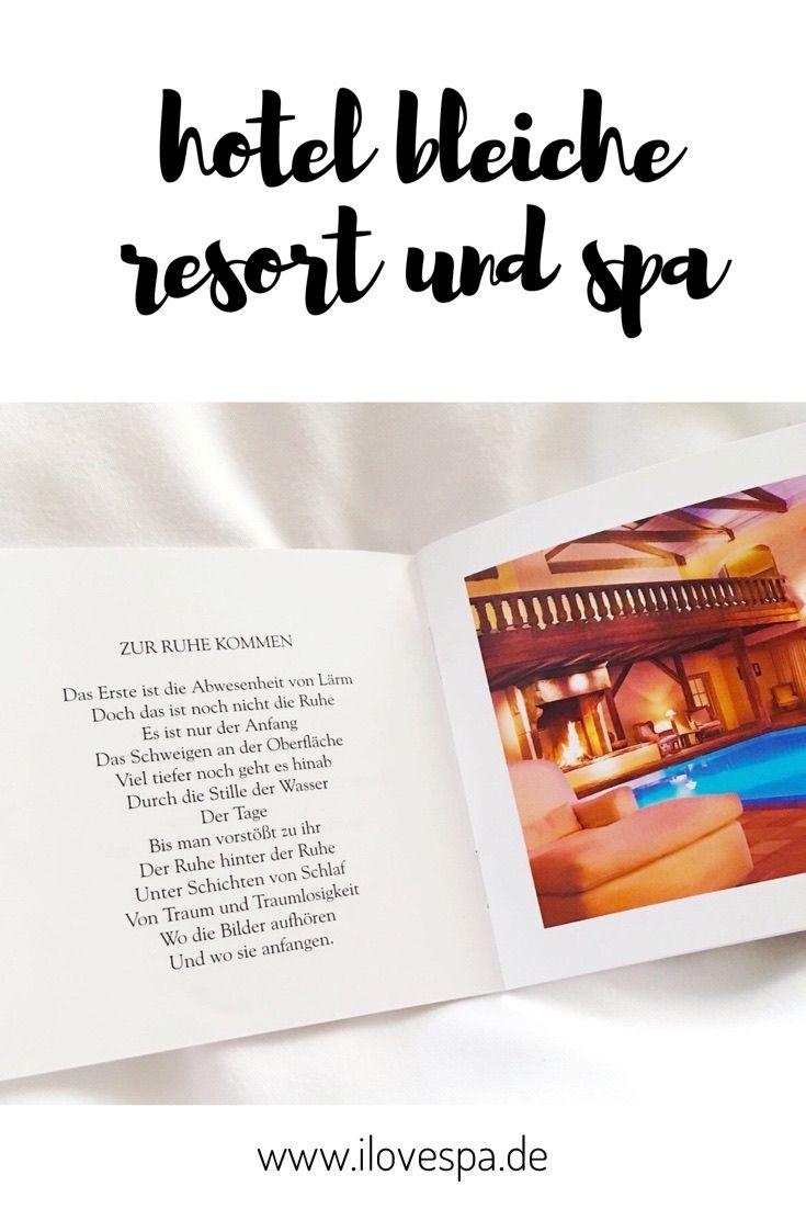 Kopfkissenpoesie im Hotel Bleiche Resort & Spa im Spreewald - Spa & Wellness in Brandenburg