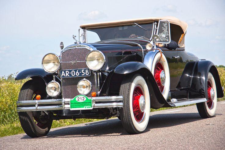 Buick Series 60 Model 64 Sport Roadster 1930 8793