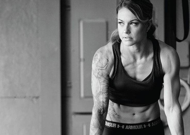 Lessons From a Badass: 7 Things We Learned From Christmas Abbott - STRONG Fitness Magazine ®