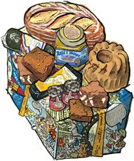 78 best gifts for foodies images on pinterest foodies gift sets zingermans is awesome great mail order breads cakes and some really unique foods for you or send a fun gift basket negle Choice Image