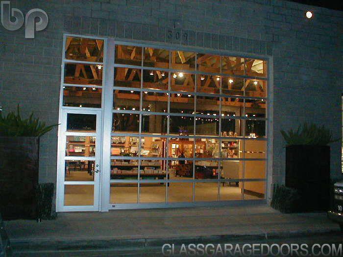 Store Fronts And Combos  . Glass Garage DoorGarage ...