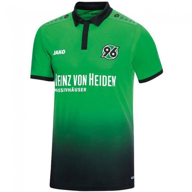 Camiseta del Hannover 96 2017-2018 Visitante