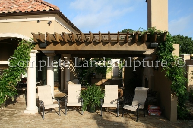 Arbors Can Add A Little More Extra Shade Than Your Standard Patio Covers