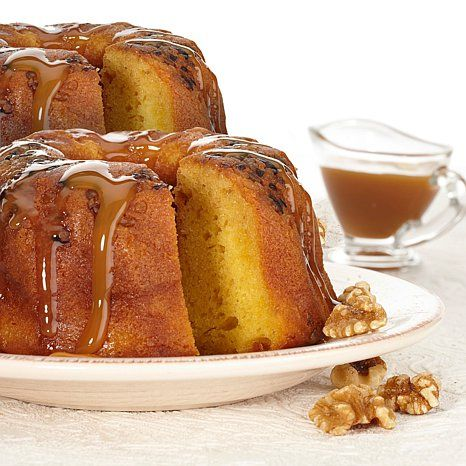 These hard to resist golden rum cakes are baked fresh daily in the Caribbean.. yummy!