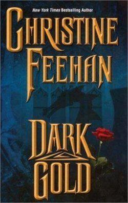 Dark Gold The Carpathians Series Book 3 Christine Feehan Paranormal romance, E-bks.