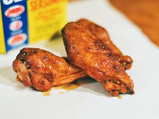 That taste of the Maryland shore did wonders for the wings, which had only passing resemblance to hot wings. These are their own thing. The Worcestershire and Old Bay dominated, and it's a stellar combo. As I watched a Maryland native going from one wing to the next, with a finale of finger licking, I knew I had a winning recipe on my hands.