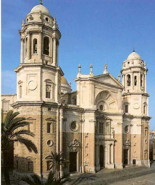 Cattedrale di Cadice, Spagna