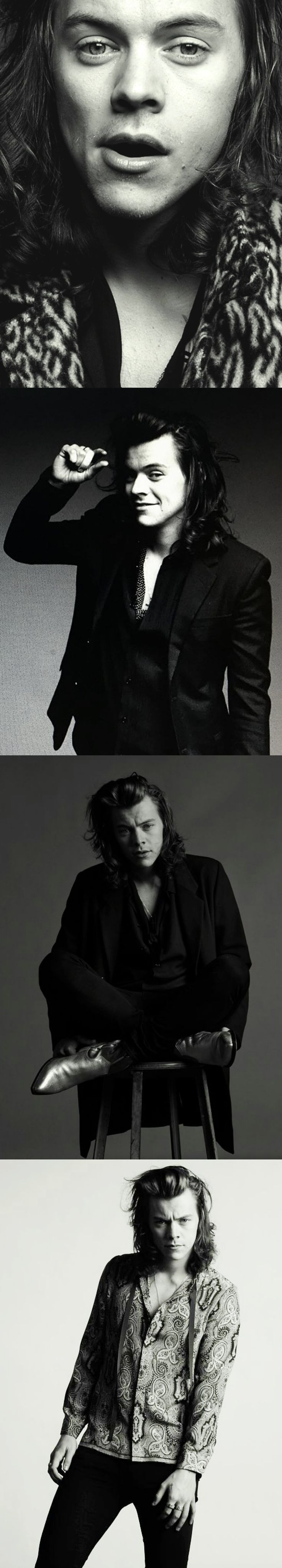 Harry's Photoshoot outtakes © Sven Jacobsen