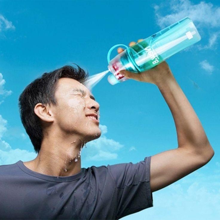 Spray Sport Bottle //Price: $10.16 & FREE Shipping //     #swim #swimforlife Spray Sport Bottle