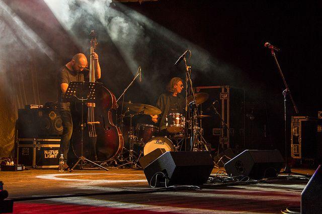 Eyrk Kulm Quartet at Sopot Molo Jazz Festival 2013 | Flickr - Photo Sharing!