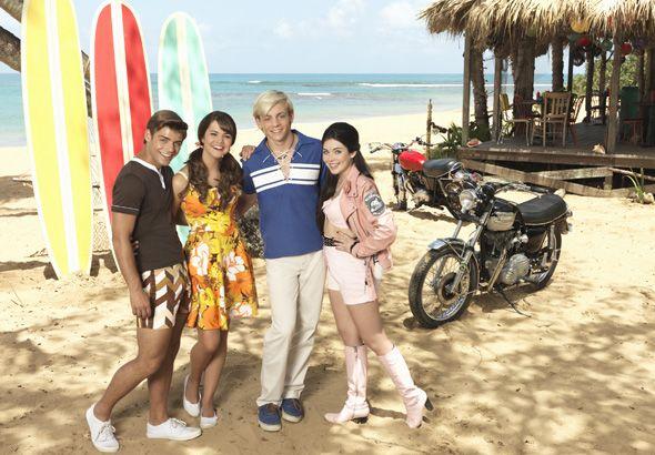 Teen Beach Movie : Mack et Bardy sont prêts pour les vacances !