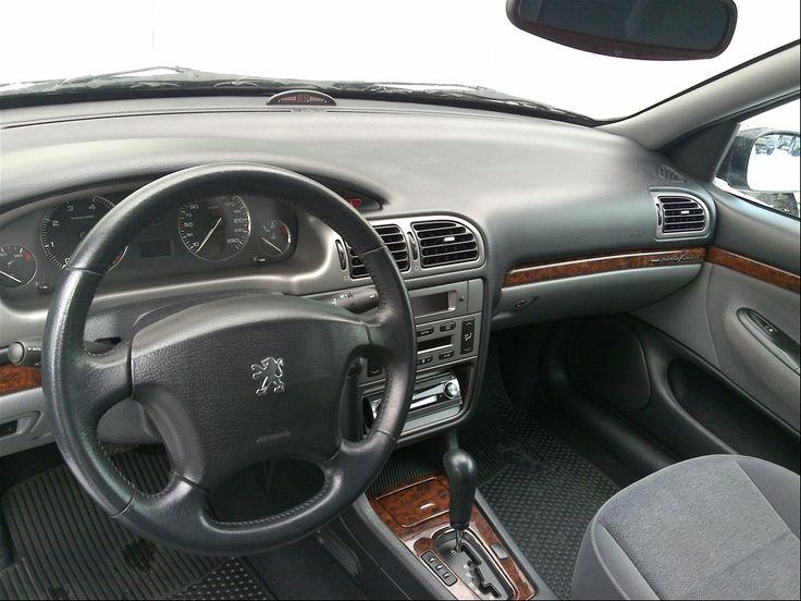 Peugeot 406 Dashboard                                                                                                                                                                                 Plus