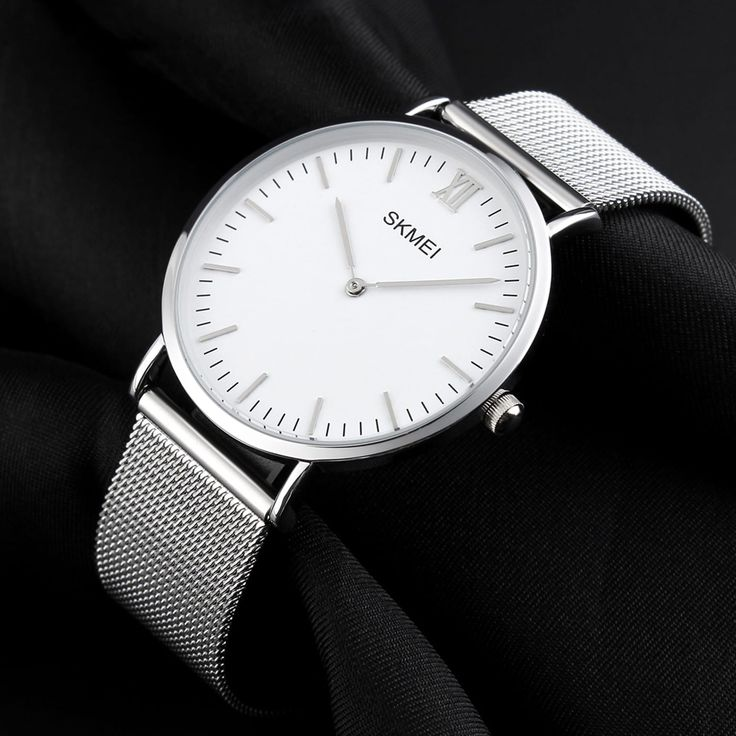 Go all ultra-slim with this luxury watch available in four premium finishes.