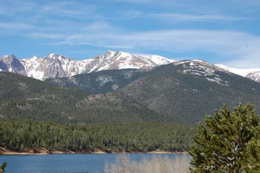 Live free or die: Пайкс Пик - Гора Америки, Колорадо (Pikes Peak - America's Mountain, CO)
