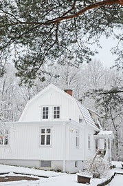Another beautiful Swedish home