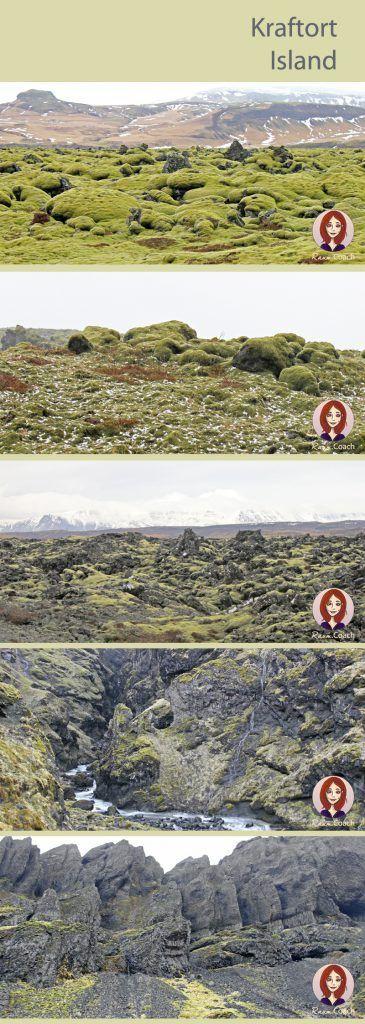 Unendlich weiten Lavalandschaften Islands mit moosigen Hügeln, Basaltsteinen und scharfkantigen Felsen, die bestätigen, dass es sich hier um das land der feen und Elfen ... und Trolle handelt! ;)