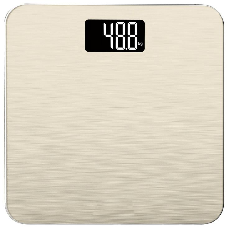 Smart Weigh 400lb / 180kg Electronic Bathroom Scale with Tempered Glass Balance Platform and Advanced Step-On Technology, Digital Weight Scale has Large Easy Read Backlit LCD Display -- Be sure to check out this awesome product.