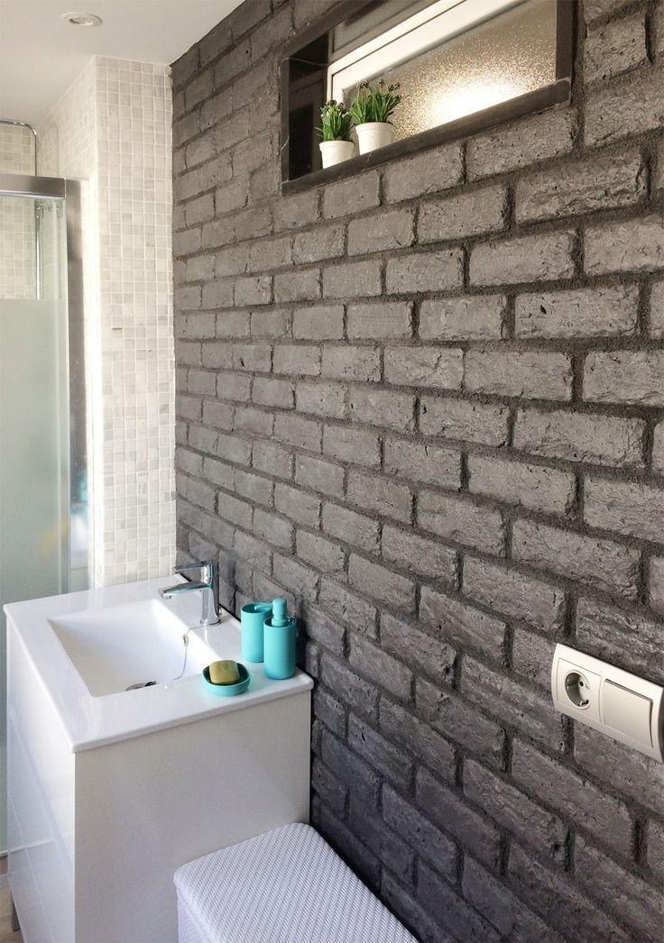 London brick in black color