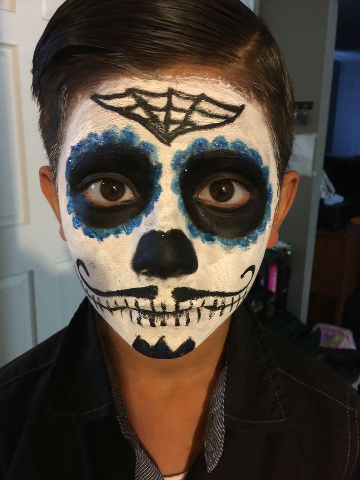 Calavera Halloween Costume