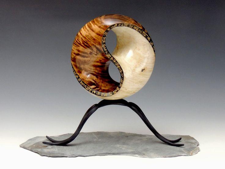 51 besten driftwood metal sculpture Bilder auf Pinterest Treibholz - moderne skulpturen wohnzimmer