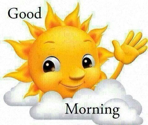 Good ☼ Morning...:)